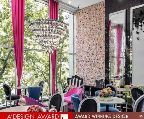 A' Design 2019 | Gossip Room