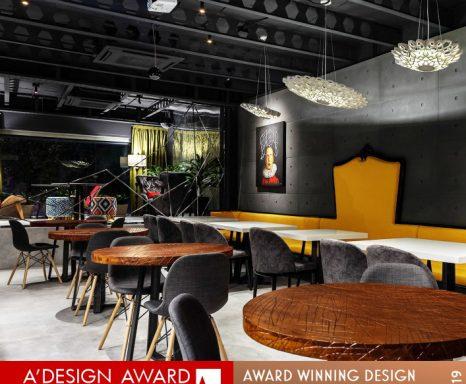 A' Design 2019 | Lovar Bistro