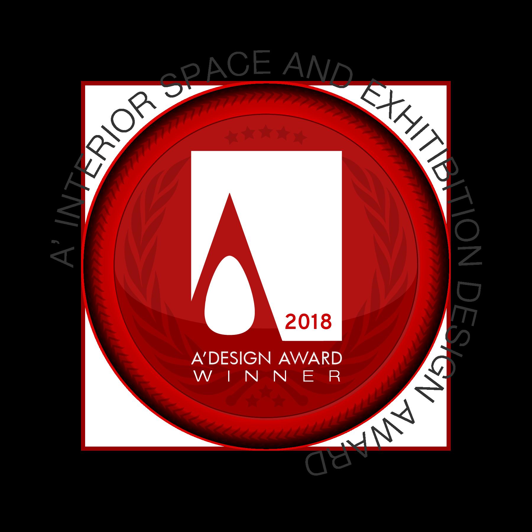 A' Design 2018 | Karoba