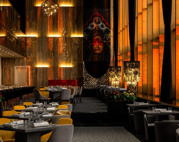 Hotel Espinas | Sky Lounge